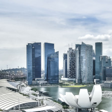 Financial and Business Hub of Asia